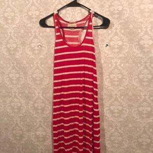 Ralph Lauren Denim & Supply tank maxi dress